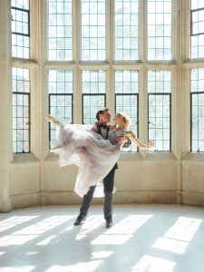 Moody Ballet Shoot by Josh & Serena